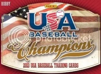 2013 Panini USA Baseball Champions