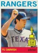 2013 Heritage Yu Darvish Variation
