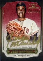 2012 Topps 5 Star Gold Ink