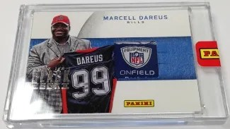 2013 Panini Black Box NFL Logo Patch
