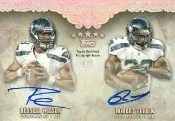 2012 Five Star Dual Autograph Cards