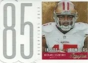 2013 Prestige Michael Crabtree Inside Numbers