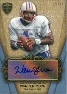 2012 Topps Supreme Warren Moon Auto