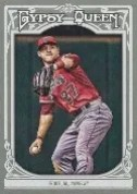 2013 Topps Gypsy Queen Mike Trout