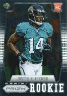 2012 Panini Prizm Juston Blackmon Variation