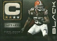 2012 Panini Black Captains Patch