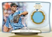 2013 Bowman Futures Game Relic