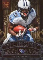 2012 Crown Royale Chris Johnson