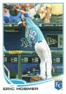 2013 Topps Eric Hosmer Out of Bounds Sp