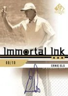 2012 Sp Authentic Ernie Els Autograph