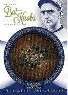 2012 Panini National Treasures Bat Knob