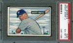 1951 Bowman Mickey Mantle