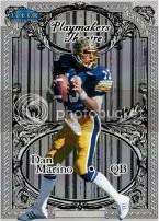 2012 Fleer Retro Dan Marino #100