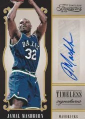 2012-13 Timless Treasures Mashburn Auto