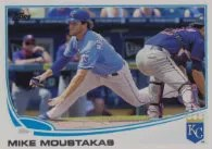 2013 Topps Mike Moustakas