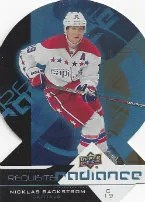 2012-13 Upper Deck Series 1 Nicklas Backstrom Requisite Radiance