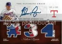 2013 Topps Series 2 Nolan Ryan Chase