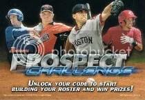 2012 Bowman Draft Prospect Challenge