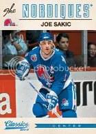 2012-13 Panini Classics Joe Sakic