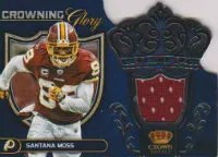 2012 Crown Royale Santana Moss Jersey