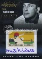 2012 Prime Signatures Stamps