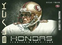 2012 Panini Black Steve Young Honors