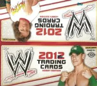 2012 Topps WWE Hobby Box