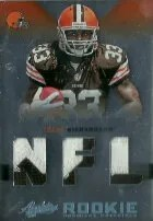 2012 Panini Absolute Trent Richardson
