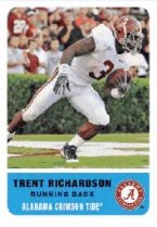 2012 Fleer Retro Trent Richardson RC