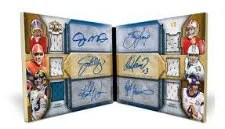 2012 Triple Threads Football Case Hit