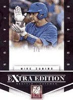 2012 Panini Elite Mike Zunino