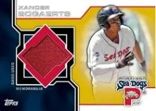2013 Topps Pro Debut Xander Bogaerts Jersey