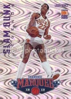 2012-13 Panini Marquee Larry Nance Slam Dunk Insert