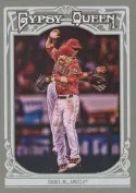 2013 Gypsy Queen Mike Trout SSP