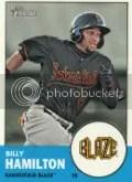 2012 Heritage Billy Hamilton