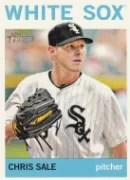 2013 Heritage Chris Sale Sp