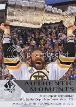 12-13 Sp Authentic Bruins Moments