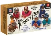 2013 Topps Gypsy Queen Football Box