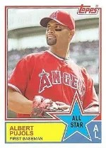 2013 Archives Albert Pujols All Star