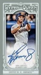 2013 Topps Gypsy Queen Ken Griffey Jr Auto