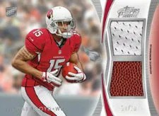 2012 Topps Prime Michael Floyd Jersey