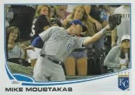 2013 Topps Mike Moustakas Sp