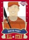 2013 Panini All-Stars Buster Posey