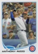 2013 Topps Anthony Rizzo Out of Bounds