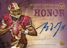 2012 Topps Valor Robert Griffin III