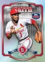 2014 Topps Finest Vintage Ozzie Smith