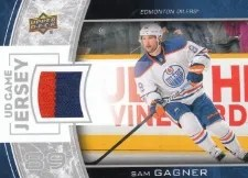 13-14 Upper Deck Hockey Series 1 Game Jersey
