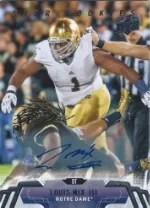 2014 Upper Deck louis Nix Auto