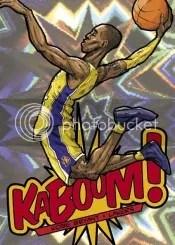 13-14 Panini Innovation Kaboom Kobe Bryant