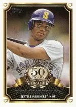 2014 Topps Series 1 Ken Griffey Jr 50